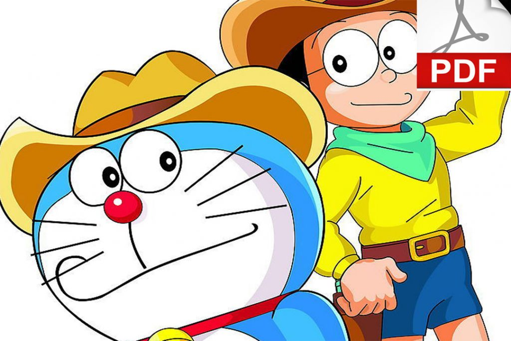 DORAEMON short comics