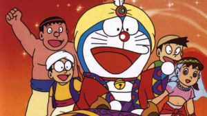 Doraemon Comic Books in English Pdf