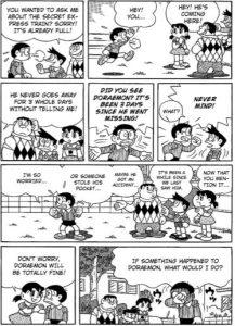 Doraemon comics vol 5