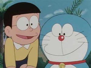 Doraemon Nobita's Dinosaur movie cast