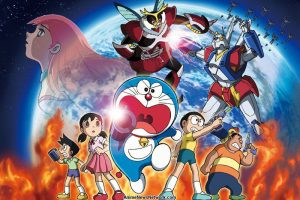 Doraemon Nobita and the Steel Troops