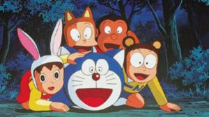 Nobita and the Animal Plane movie full movie