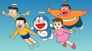 Doraemon characters name