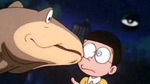 Doraemon Nobita's Dinosaur movie 1980