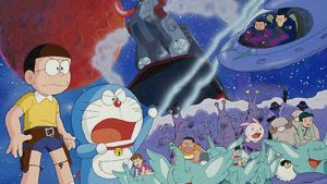 Doraemon the Records of nobita spaceblazer