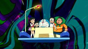 doraemon nobita and the birth of japan full movie
